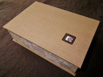 リネン中箱『キャットスマイル』の画像