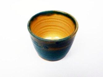 トルコ釉フリーカップの画像