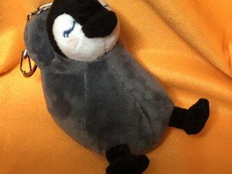 ベビーペンギンキーホルダータイプの画像