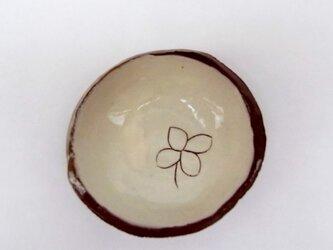 白化粧小皿の画像