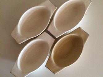 耐熱クリーム アヒージョカップの画像