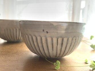 ご飯茶碗 しのぎの画像