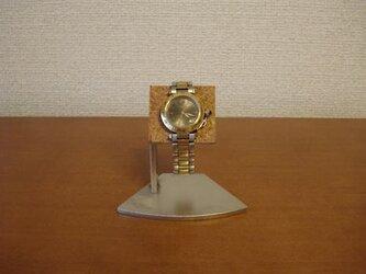腕時計スタンド 扇形台腕時計デスクスタンドの画像