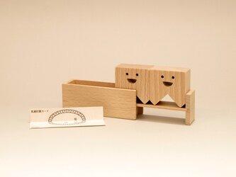 ティース・ボックス(TEETH・BOX) / 乳歯入れの画像