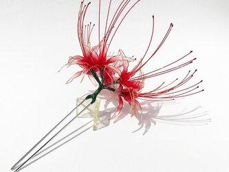 彼岸花簪:紅月-Kogetsu-の画像