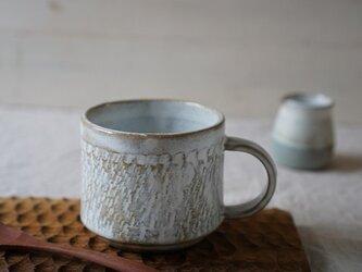 月下白のマグカップ No.821の画像