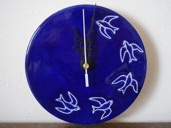 鳥の時計 Pájarosの画像