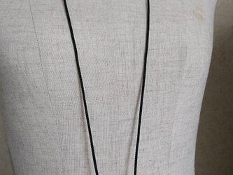 好奇心と言う名のネックレスの画像