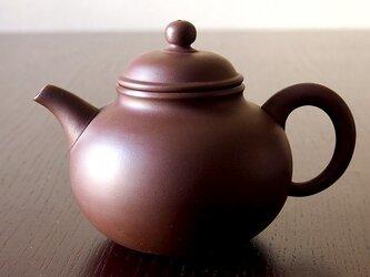 日本限定【台湾茶壺】台湾茶用急須 『禅』 -  ぜん - 木箱付きの画像