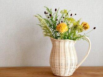 ミルクポット型 花瓶カバーの画像
