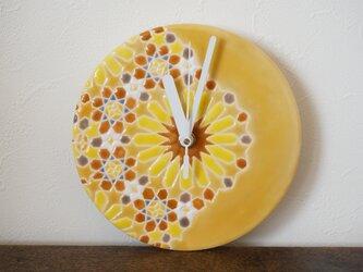モザイクの時計 Mosaicoの画像