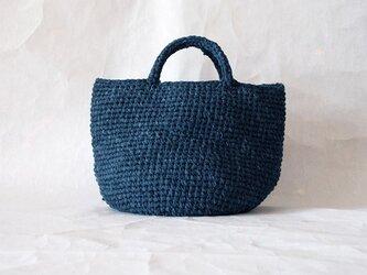 裂き編みバッグ マルシェバッグ【Lサイズ】の画像