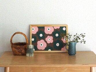 popy ( brownie × strawberry × angelica ) A4ポスターの画像