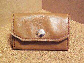 本革小銭入れ 財布 コインケースの画像