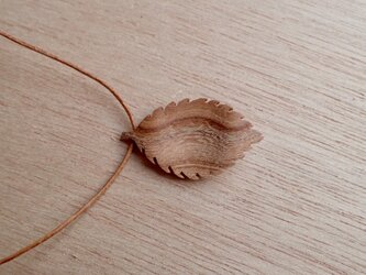 keyaki ネックレスの画像