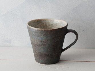 白×黒 マグカップの画像