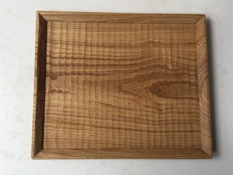 クリの木のトレイ  #2の画像