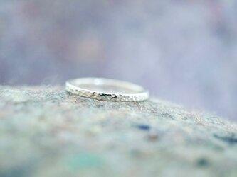 夜空のリング  /  Night Sky Ring , Silver 950の画像