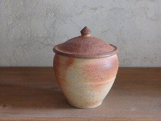 砂糖壷(M・上膨れ)の画像