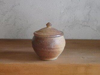 砂糖壷(S・上膨れ)の画像