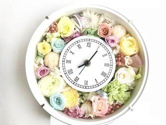 花時計 マルチパステルカラーver.2の画像