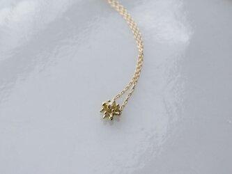 K18 コンペイトウのネックレスの画像
