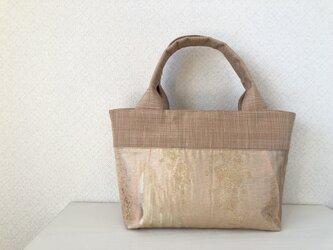 帯バッグ〜キラキラ〜の画像