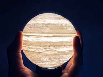 3D Jupiter Light / 木星ライト - 成功と発展の星 -の画像