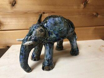 蒼き陶象の画像