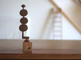 木のオブジェ No.056の画像