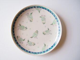 6寸皿(カカポ)の画像
