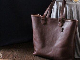 【受注生産】たっぷりサイズのトートバッグの画像