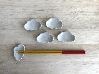 雲のはしおき(5個組)の画像