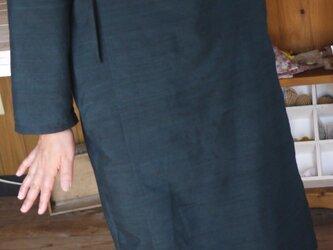 正絹100反物から単衣羽織の画像