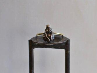 K18SVリング  ミツバチの画像