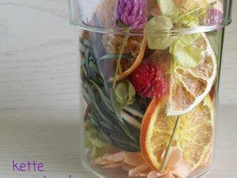 フレッシュ・フルーツの香りグラスアート♬の画像
