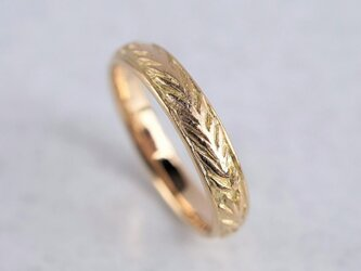 K10 Rosemary wreath ring {R075K10}の画像