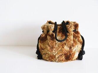 ファーマリンバッグ ブラウン ベーシックサイズの画像