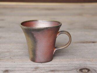 備前 コーヒーカップ(中) c1-059の画像