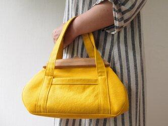 【SALE30%off!!】帆布キャセロールバッグの画像