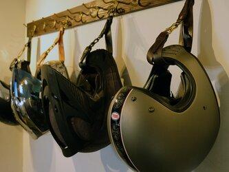 ヘルメットハンガー:スタンダードカラーの画像