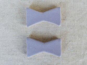 リボンはしおき(2個組)の画像