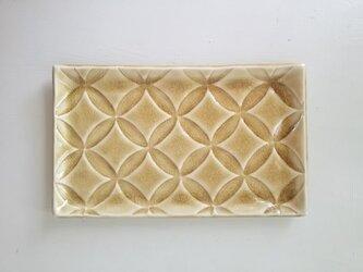 綾series/長皿Msize(caramel)の画像