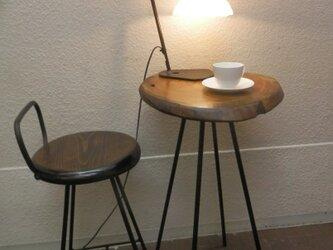 ひとりカフェテーブル10-14(テーブルのみ)の画像