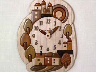 時計 プロバンスの画像