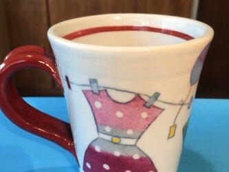 限定:浦和のおばあちゃん マグカップの画像