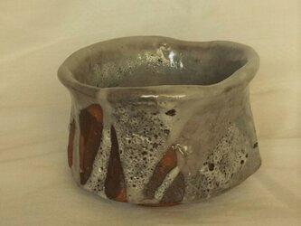 ミニ抹茶碗~志野風~ (N-134)の画像