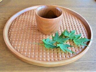 木でできた ほっこり湯呑み wooden yunomi 0017 山桜の画像