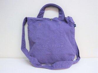 VC-1トートバッグS【紫】の画像