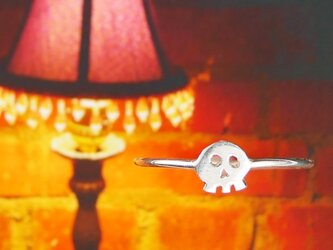 小さなスカル【ハロウィン】の画像
